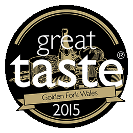 Great Taste Awards 2015 - Golden Fork Wales