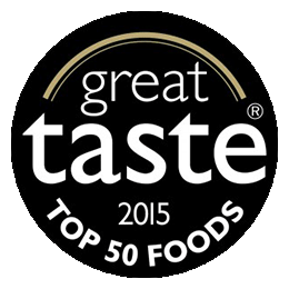 Great Taste Awards 2015 - Top 50 Food