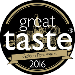 Great Taste Awards 2016 - Golden Fork Wales