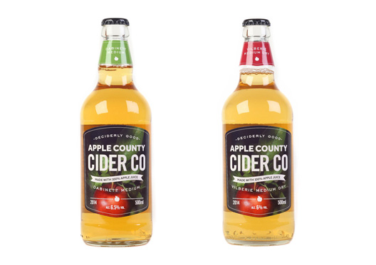 Buy our cider in the shop